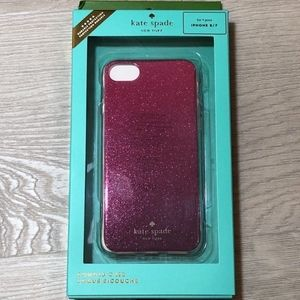 kate spade Glitter Ombre iPhone 7 & 8 Case